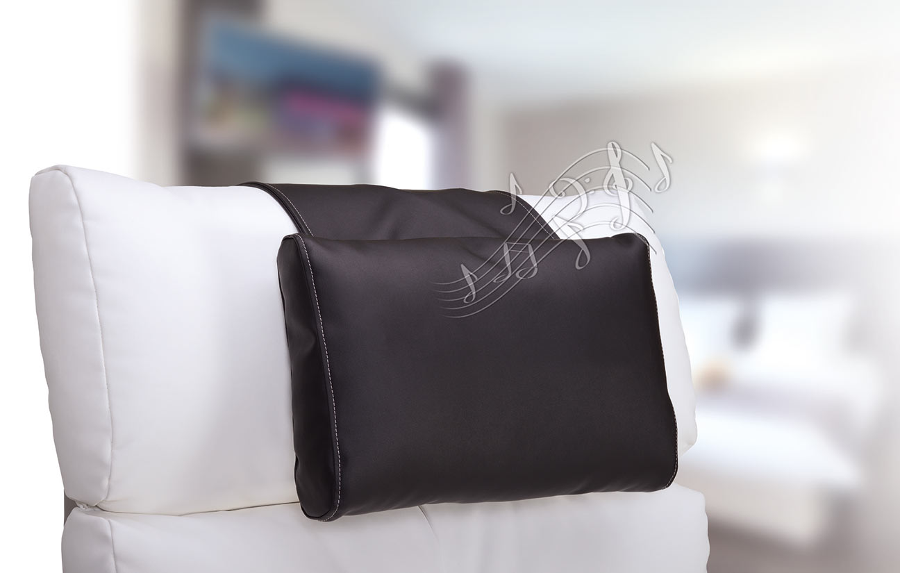 Newee Bluetooth Sound Pillow Pack - Black