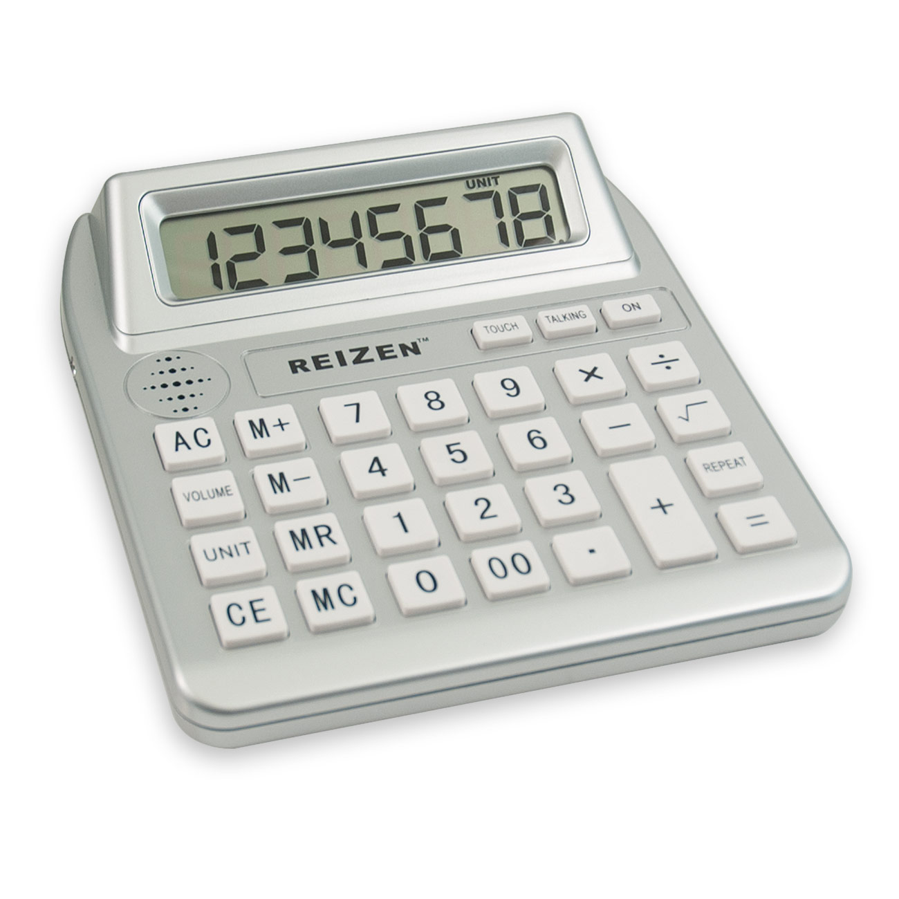 Reizen Touch Talking Calculator