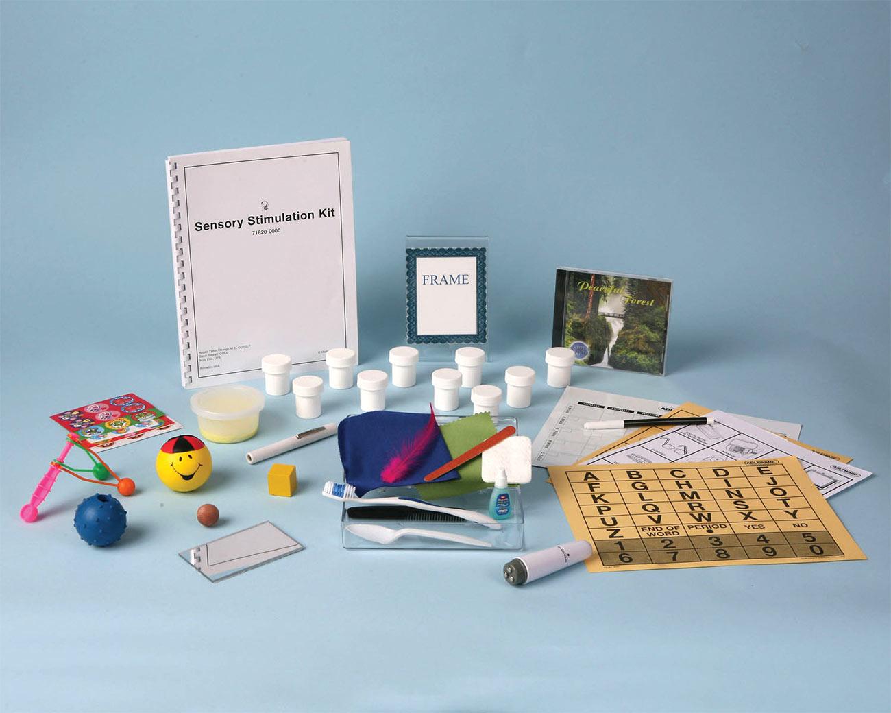 Sensory Stimulation Activities Kit