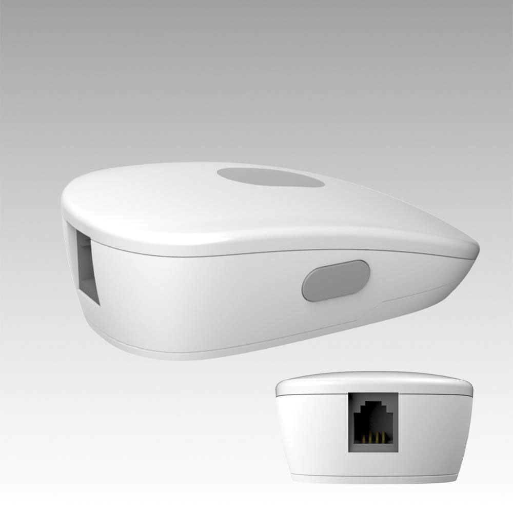 SquareGlow Wireless Phone Transmitter