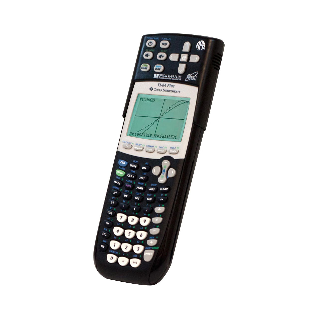 Orion Talking Graphing Calculator TI-84