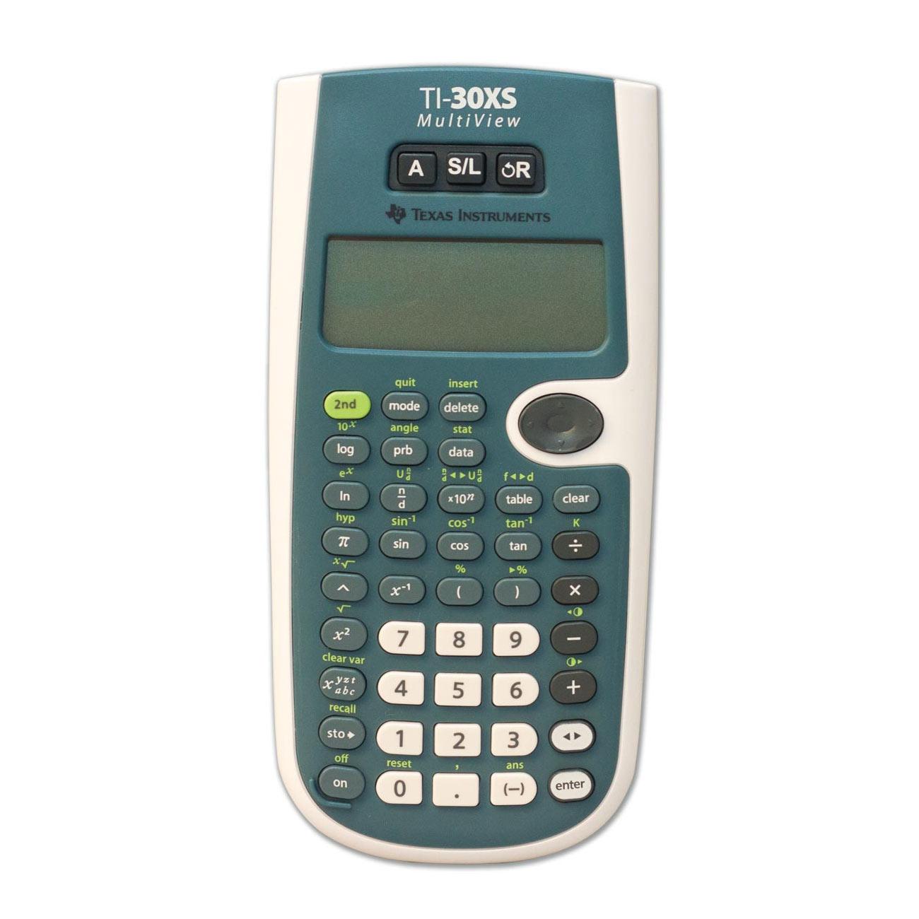 Orion TI-30XS Multi-View Talking Scientific Calculator