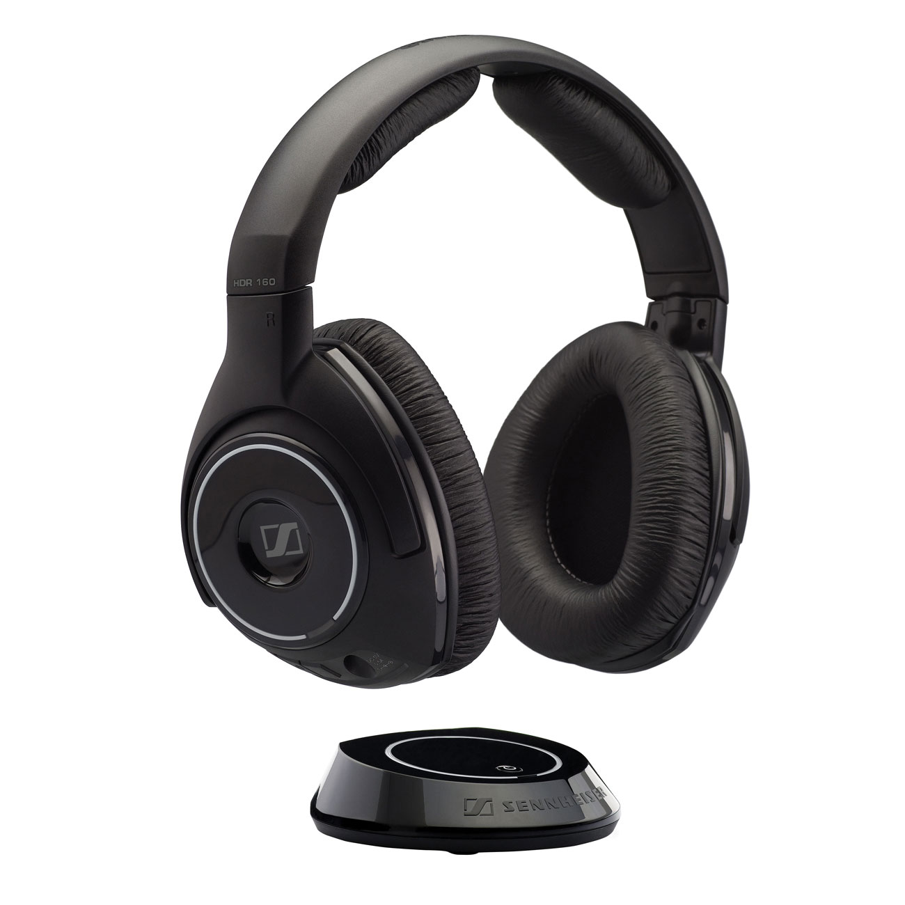 Sennheiser RS 160 TV Digital Wireless Headset Headphones
