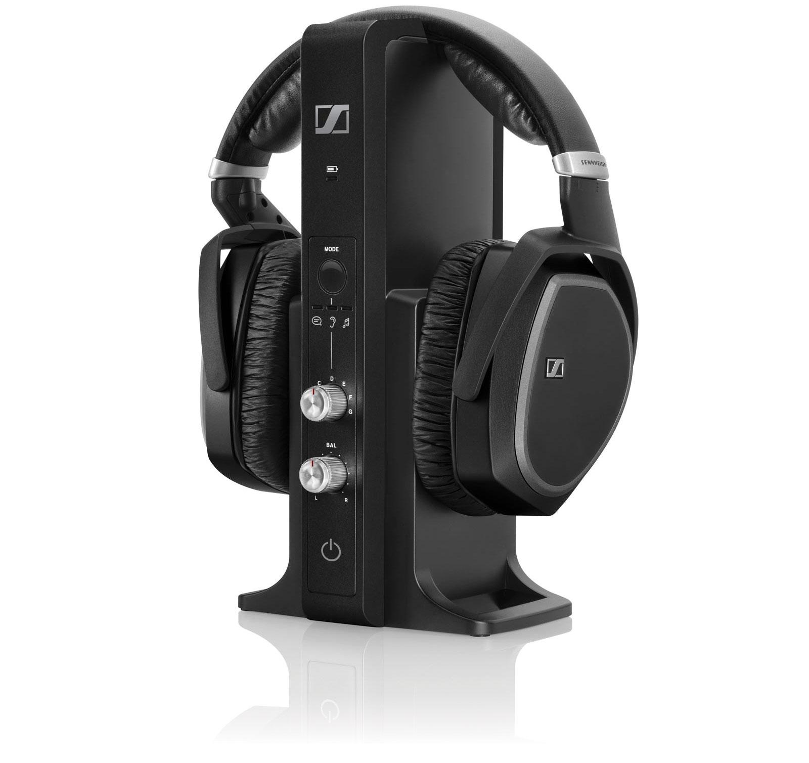 Sennheiser RS 195 TV Digital Wireless Headset Headphones