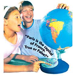 Geo Safari Talking Globe