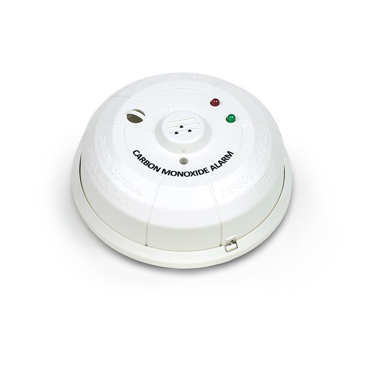 Silent Call Signature Series Wireless CO Detector with Transmitter