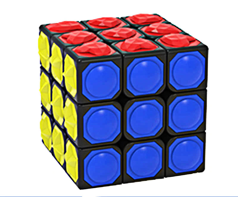 YJ Blind Tactile Cube