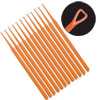 Safe Ear Curettes - Orange- Pack of 12