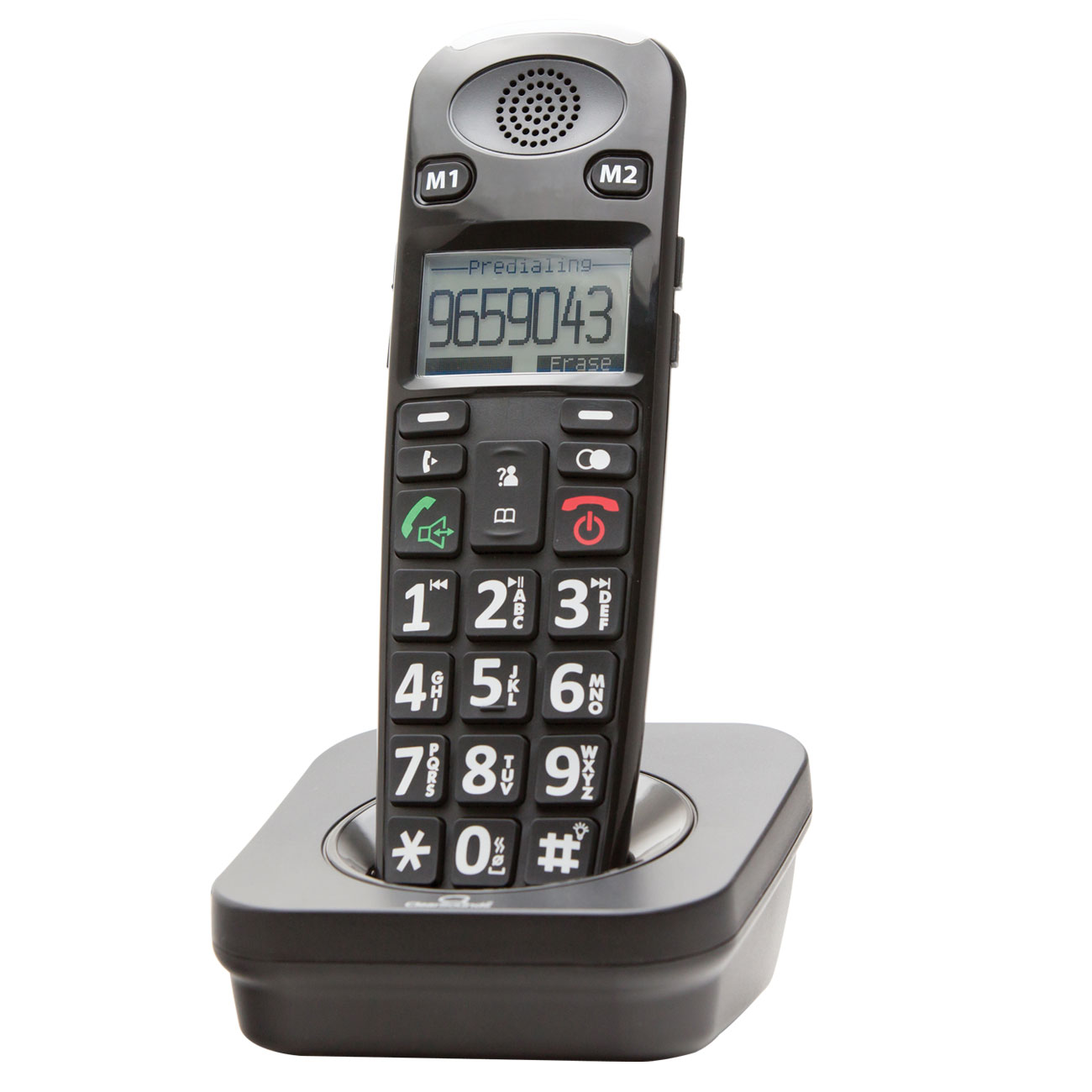 ClearSounds A700E Expansion Handset for A700 DECT 6.0 Cordless Phone