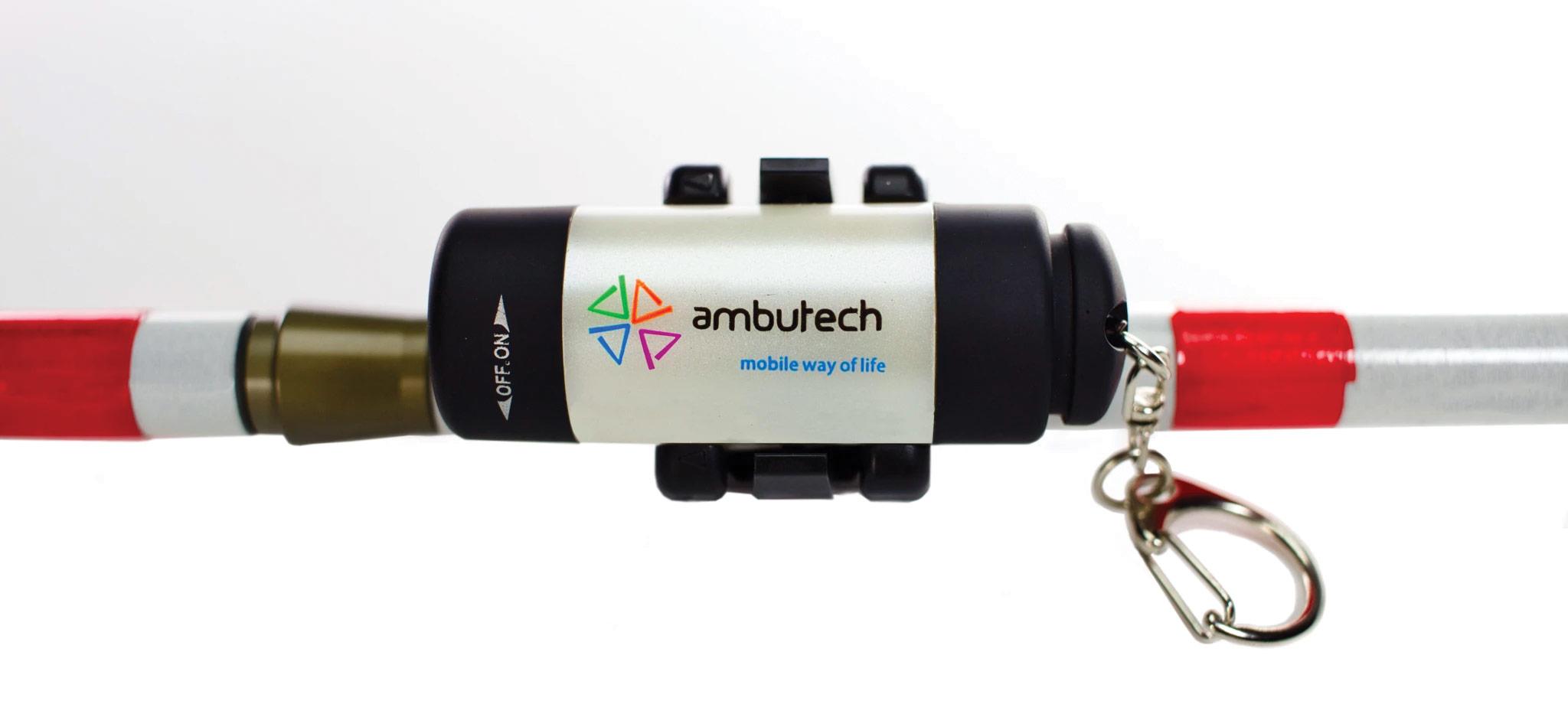 Ambutech Pharos Cane Light