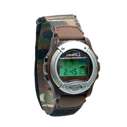 Vibralite 3 (Army Color with Camoflauge Band and Velcro (R) Brand Fastener) Price: $49.95